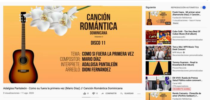 Artistas se unen en una histórica recopilación de la música dominicana en siete colecciones.