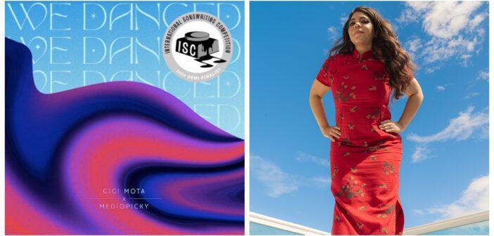 La cantante dominicana Gigi Mota se encuentra entre los semifinalistas del International Songwriting Competition.