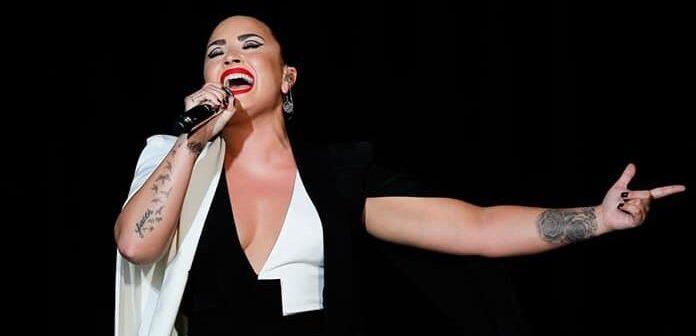 "Demi Lovato asegura que ""todavía lucha diariamente"" contra sus trastornos alimenticios."