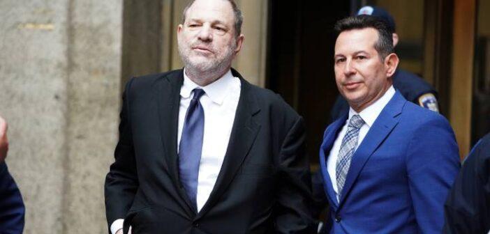 Harvey Weinstein demanda a un abogado por un millón de dólares.