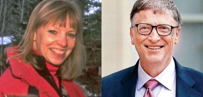 Bill Gates se iba de vacaciones con su exnovia todos los años mientras estuvo casado con Melinda.